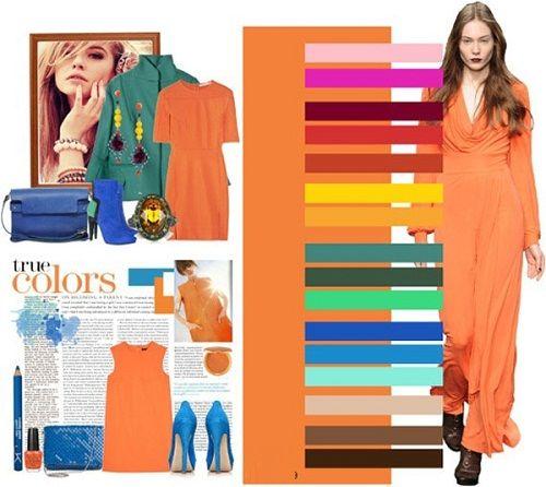 Welche Farbe Wird Mit Orange Kombiniert Welche Farbe Passt Zu Orange